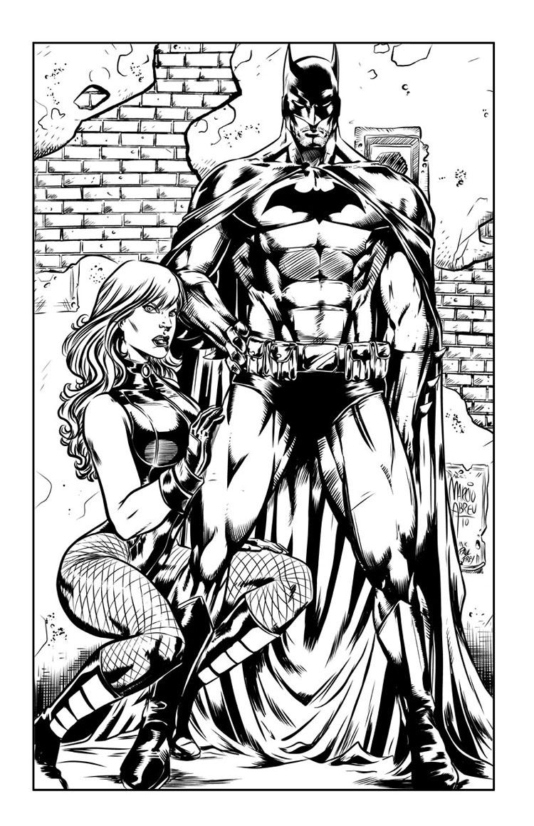 batman pictures to print