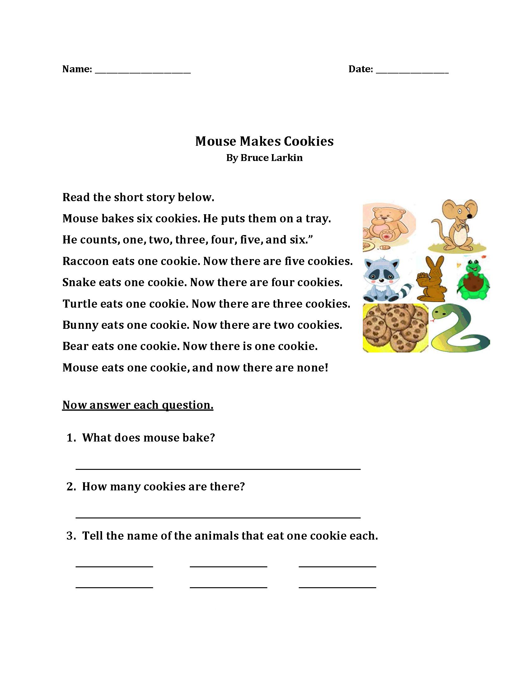 1st grade english worksheets coloring