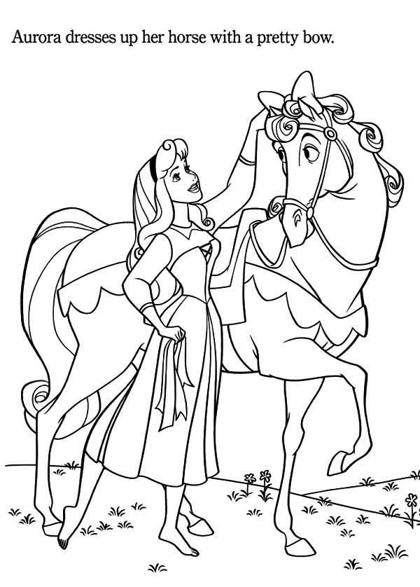 Horse Coloring Pages – Coloring.rocks!