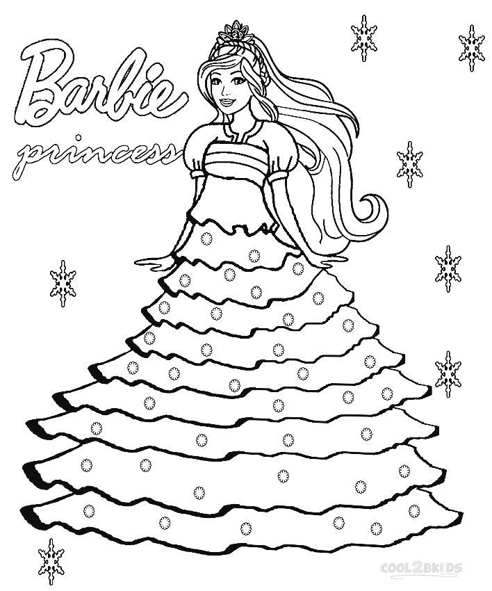 - Princess Coloring Pages – Coloring.rocks!