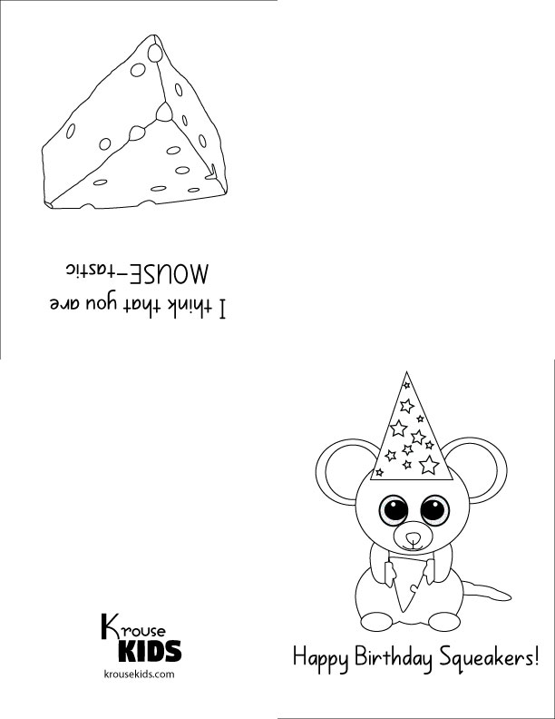- Beanie Boo Coloring Pages – Coloring.rocks!