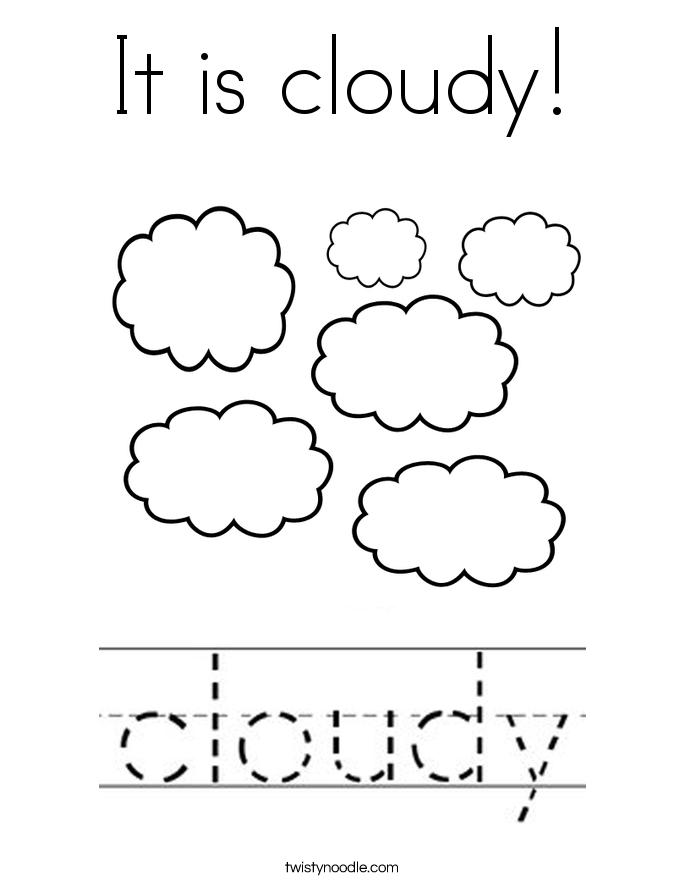 Cloud Tracing Sheet