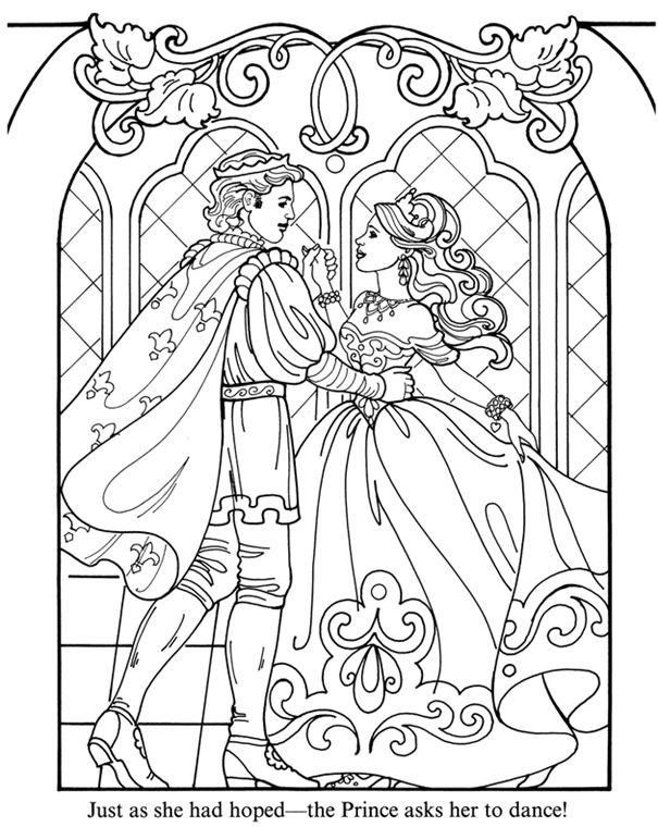 Barbie And 12 Dancing Princesses Coloring Pages | Dance coloring ... | 760x605