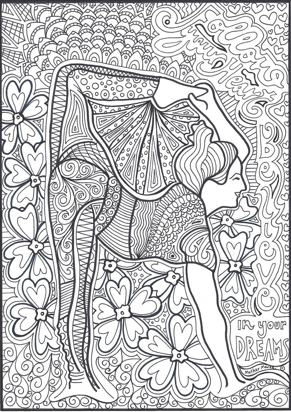 - Yoga Coloring Pages – Coloring.rocks!