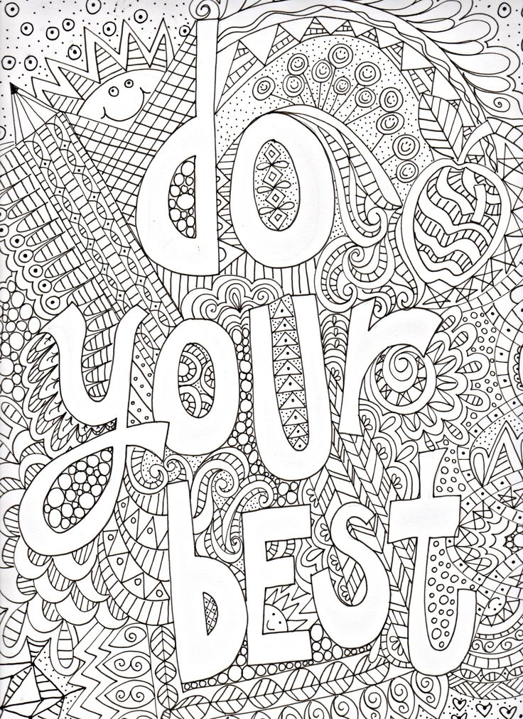 - Coloring Quotes – Coloring.rocks!