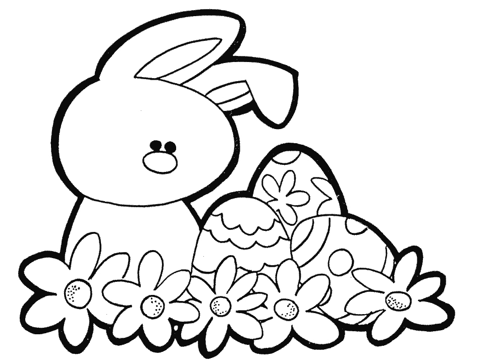 Easter Coloring Pages – Coloring.rocks!
