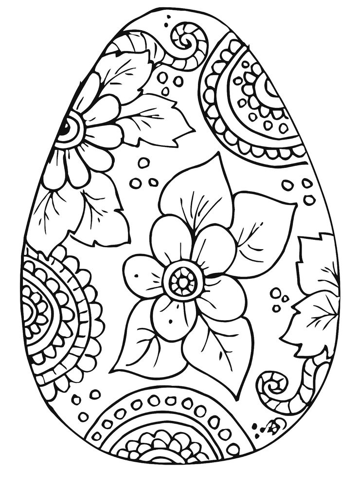 - Easter Coloring Pages – Coloring.rocks!