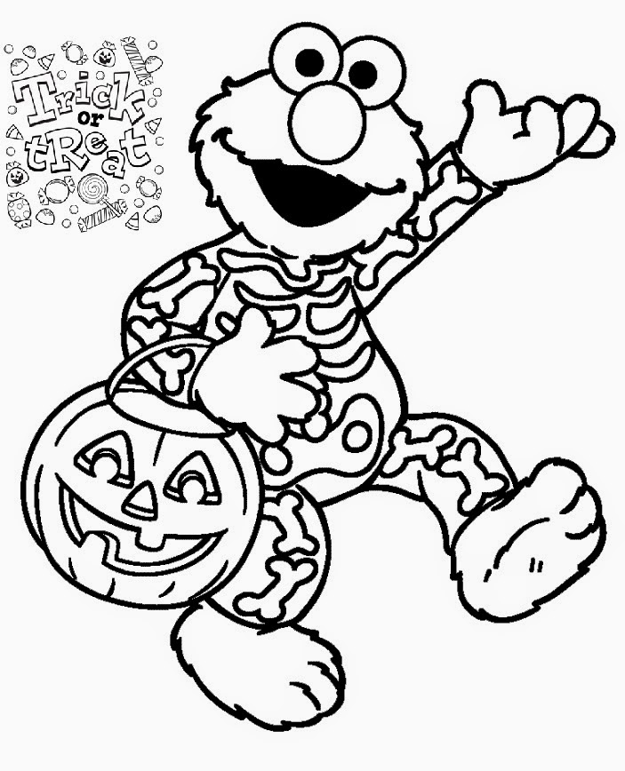 Sesame Street Coloring Pages – Coloring.rocks!