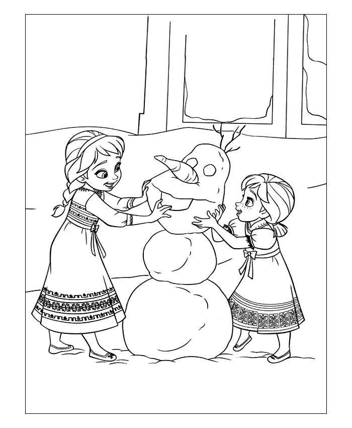 elsa-and-anna-building-a-snowman