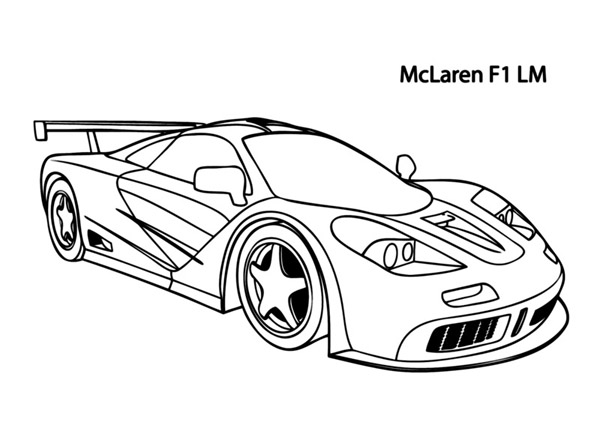 hot police cars coloring pages | Car Coloring Pages – coloring.rocks!