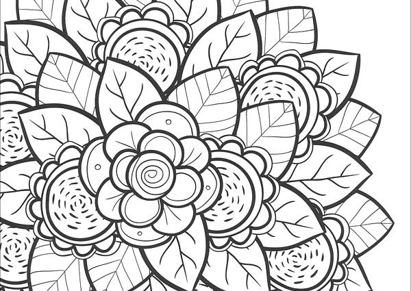 Coloring Pages For Teens Coloring Rocks