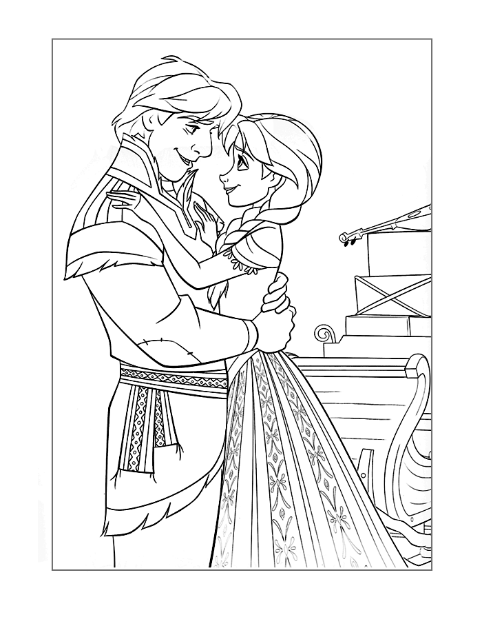 frozen-coloring-page-figuring-it-out