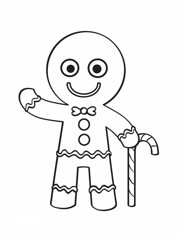 Candy Cane Coloring Pages Coloring Rocks