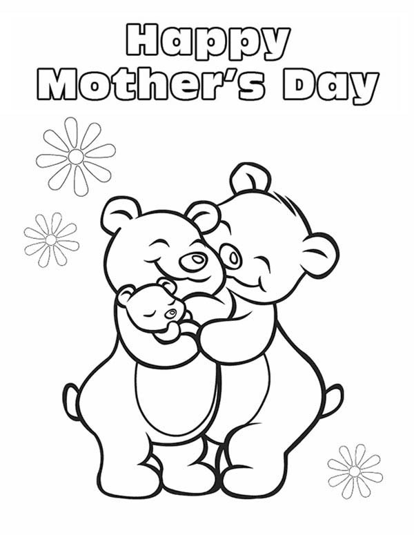 - Mothers Day Coloring Pages – Coloring.rocks!