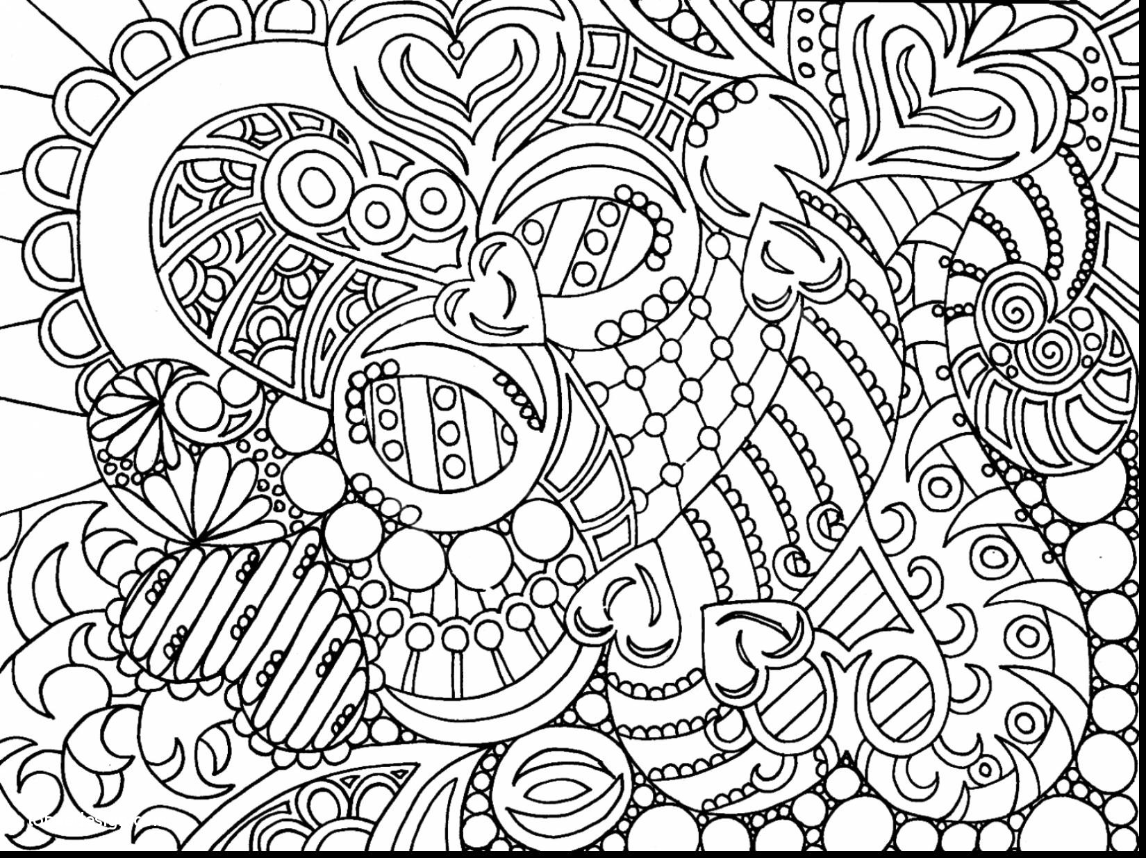 Coloring Pages for Teens ⋆ coloring.rocks!