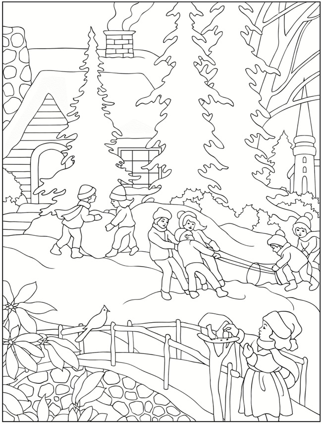 January Coloring Pages Coloring Rocks