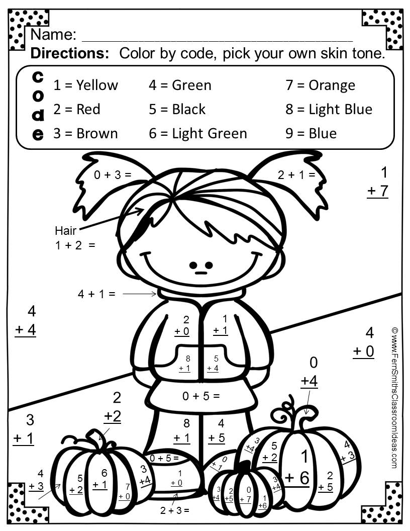 Math Coloring Pages ⋆ coloring.rocks!