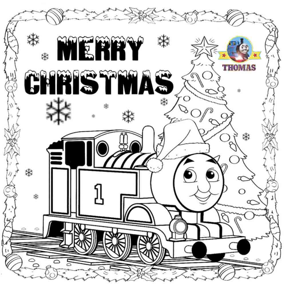Thomas Coloring Pages – coloring.rocks!