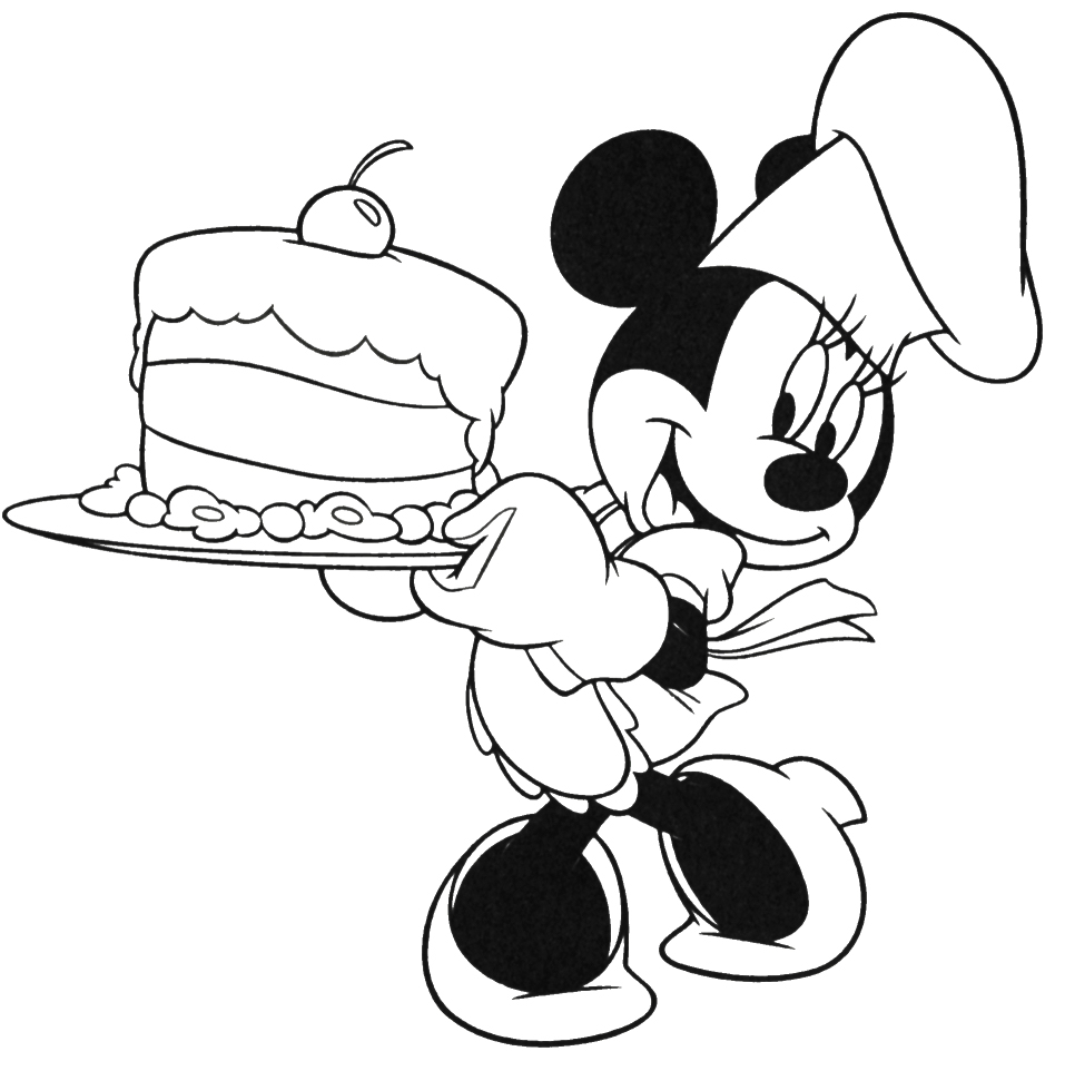 Mickey Mouse Coloring Pages To Print Adult Printable ... | 962x957