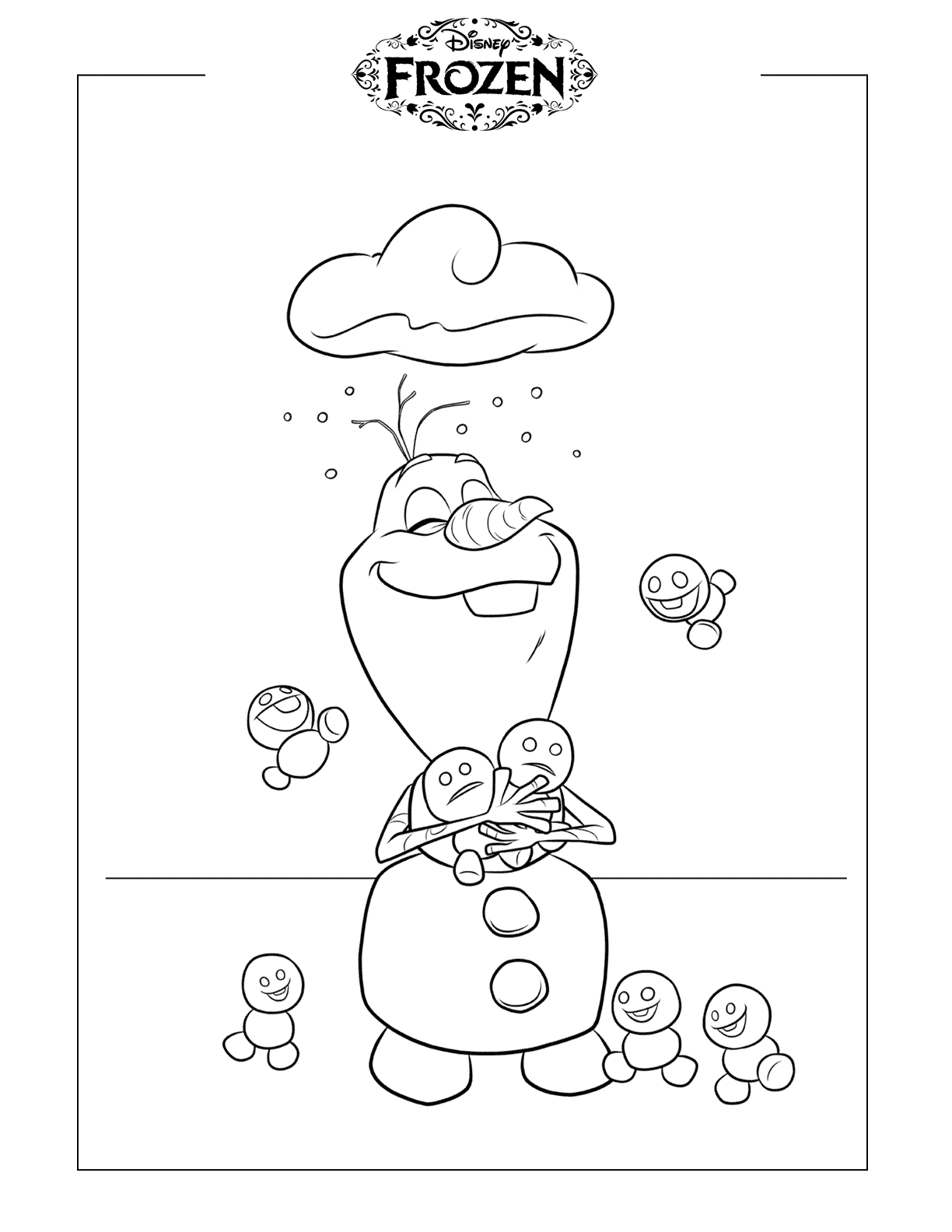 Disney Babies Coloring Pages | Woo! Jr. Kids Activities | 1584x1224