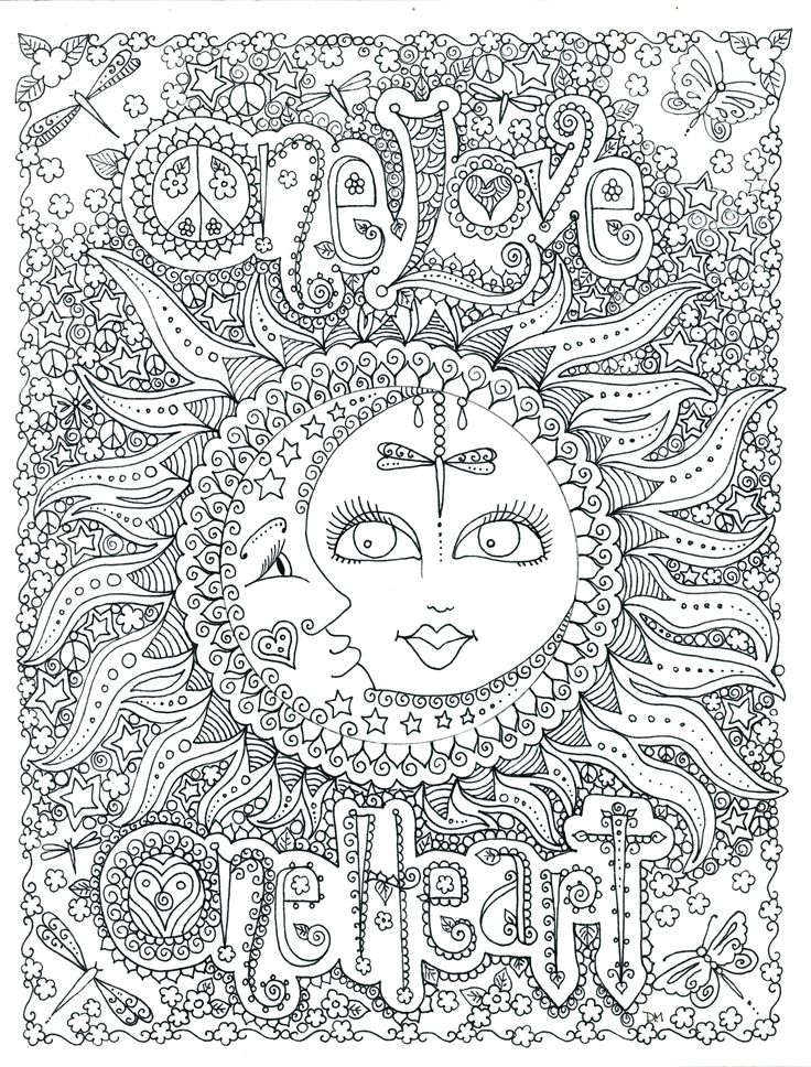 Valentines Day Coloring Pages For Adults – Coloring.rocks!