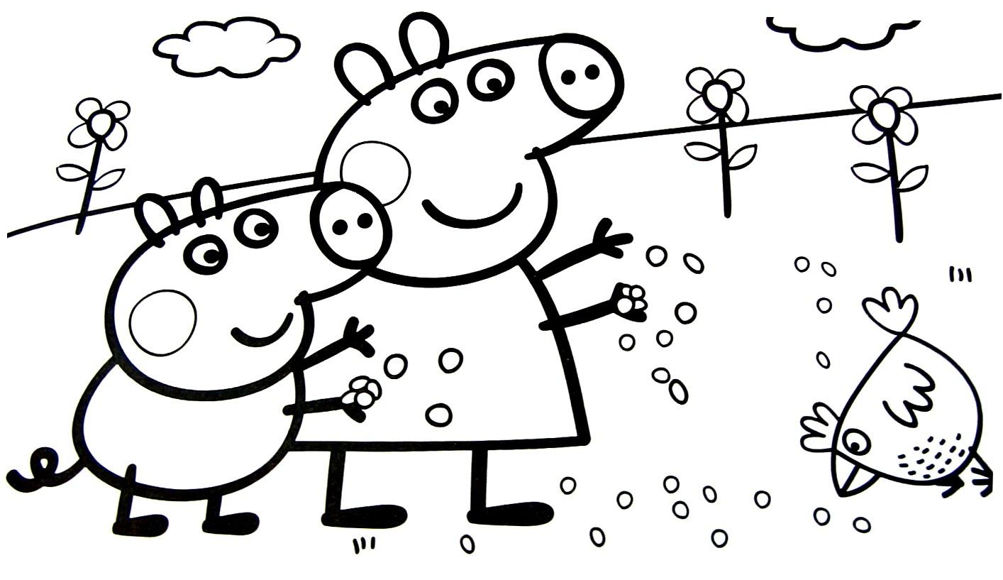 Cartoons – coloring.rocks!