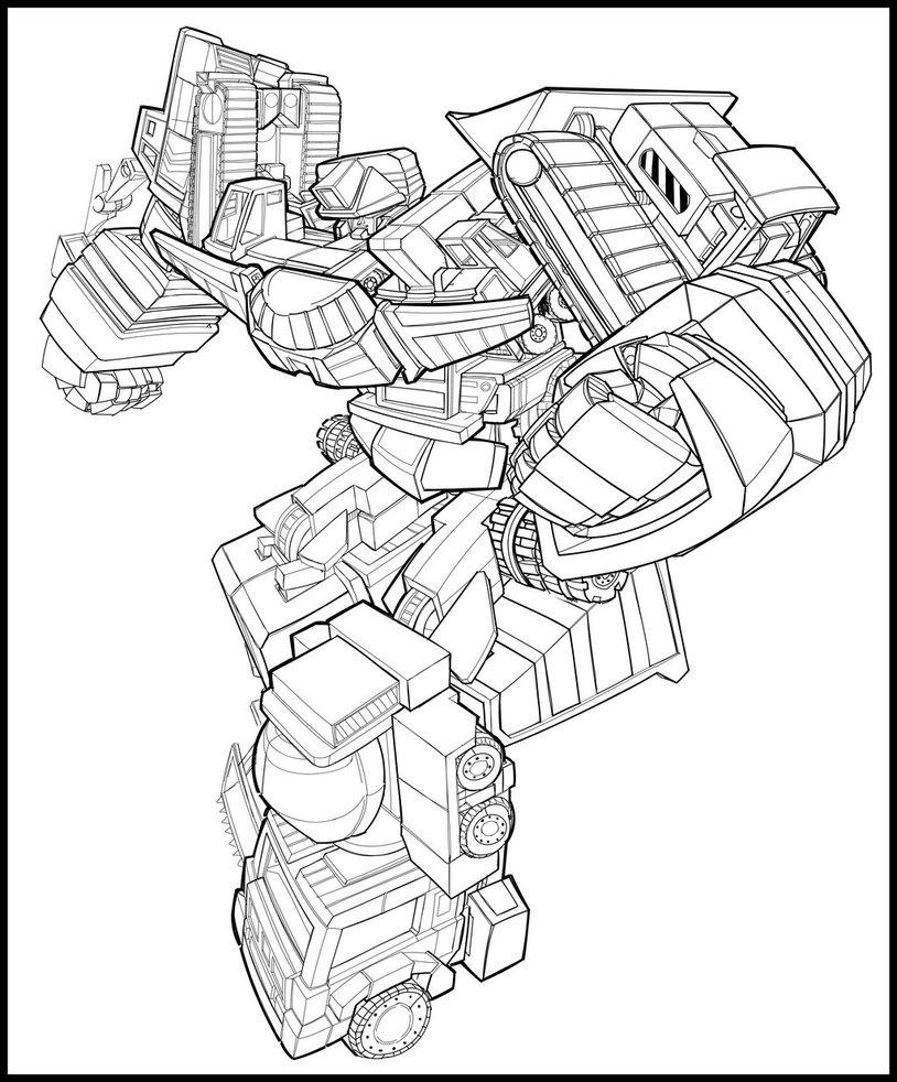 Cornfield Drawing Starscream - Optimus Prime Transformer Coloring ... | 982x814
