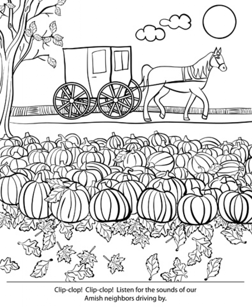Simple Pumpkin coloring page | Free Printable Coloring Pages | 1024x842
