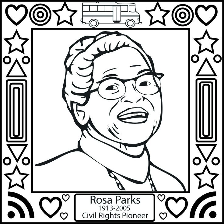 Black History Month Coloring Pages - Best Coloring Pages For Kids | 736x736
