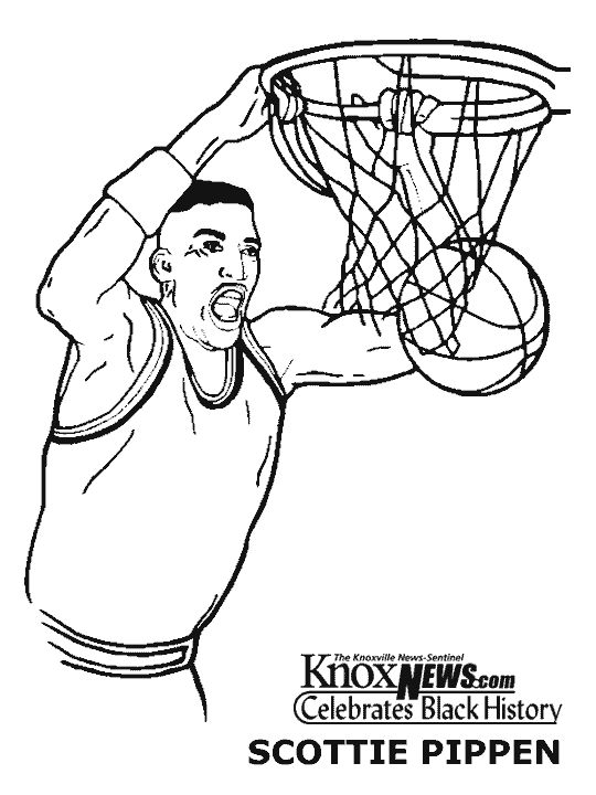 Black History Month Coloring Pages – coloring.rocks!