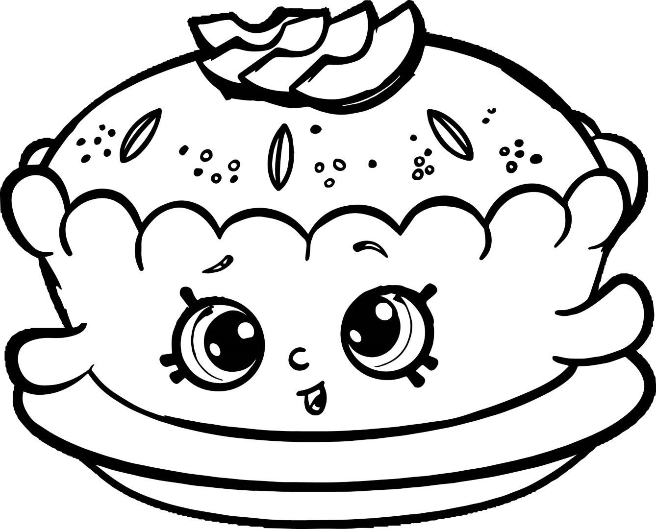 Shopkins Coloring Pages – coloring.rocks!