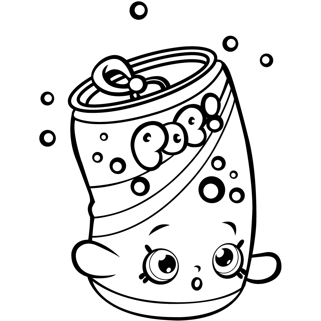 Shopkins Coloring Pages Coloring Rocks