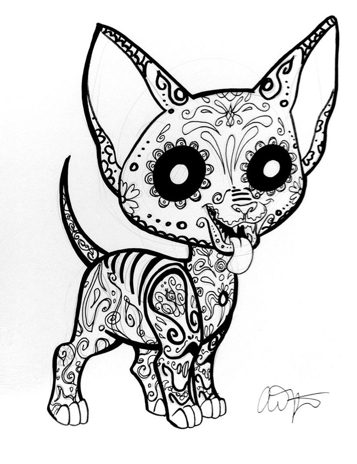 - Sugar Skull Coloring Pages – Coloring.rocks!