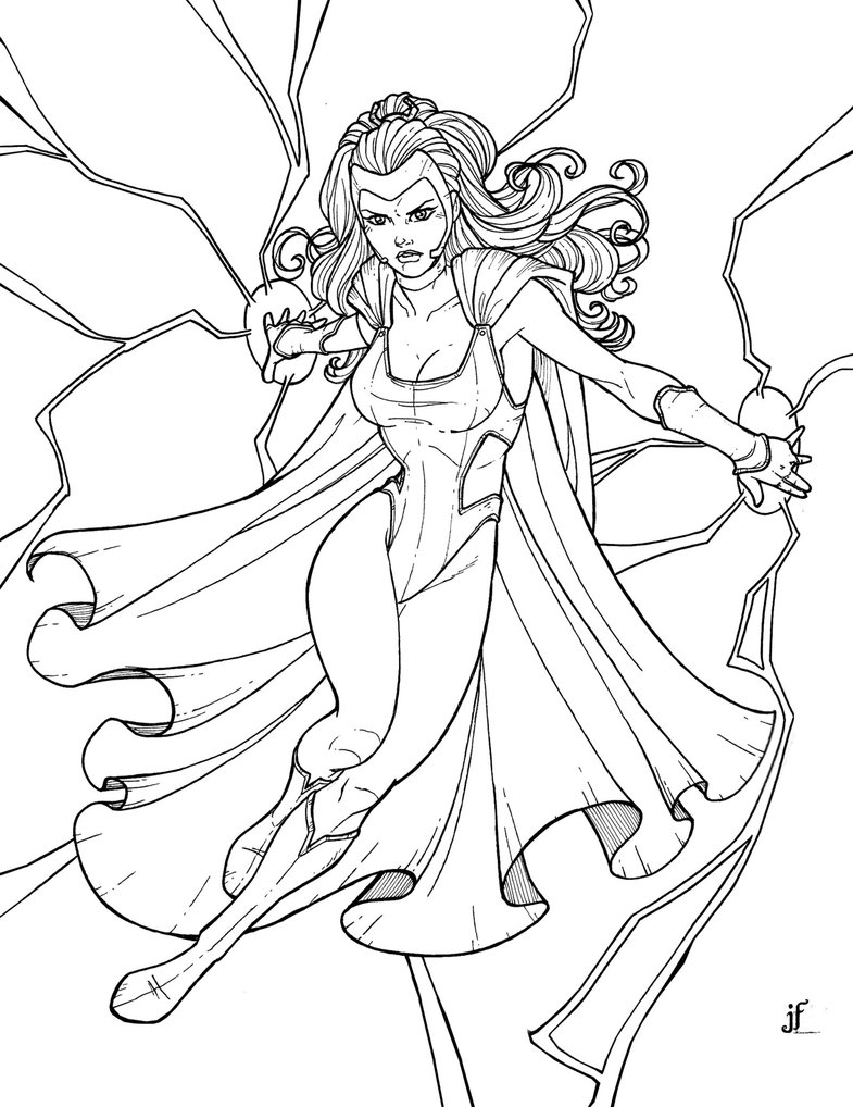 Superhero Coloring Pages Coloring Rocks