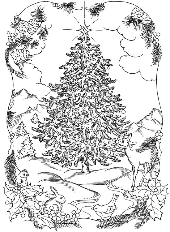 christmas tree coloring pages coloring rocks christmas tree coloring pages