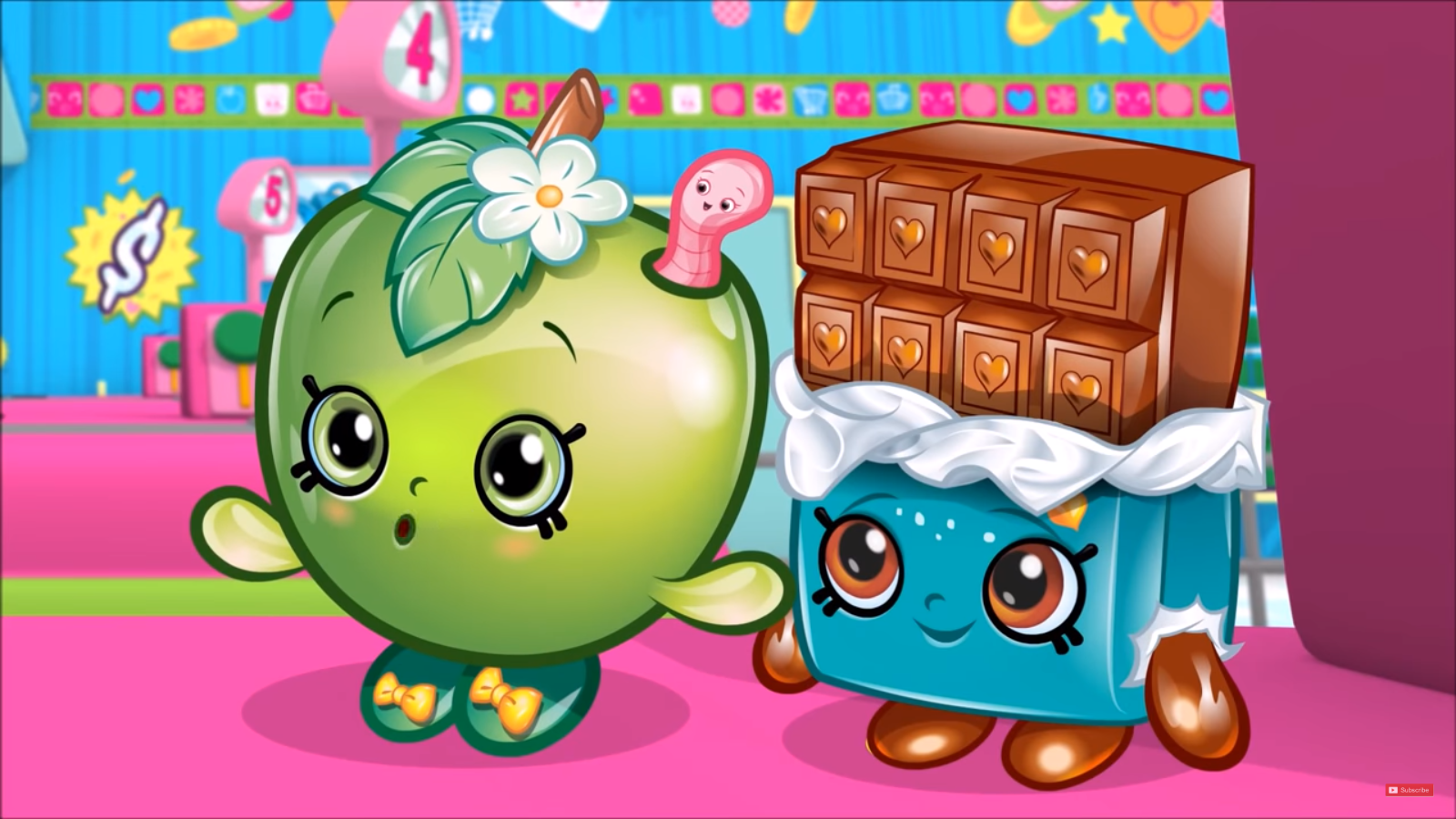Shopkins Coloring Pages Featured Image