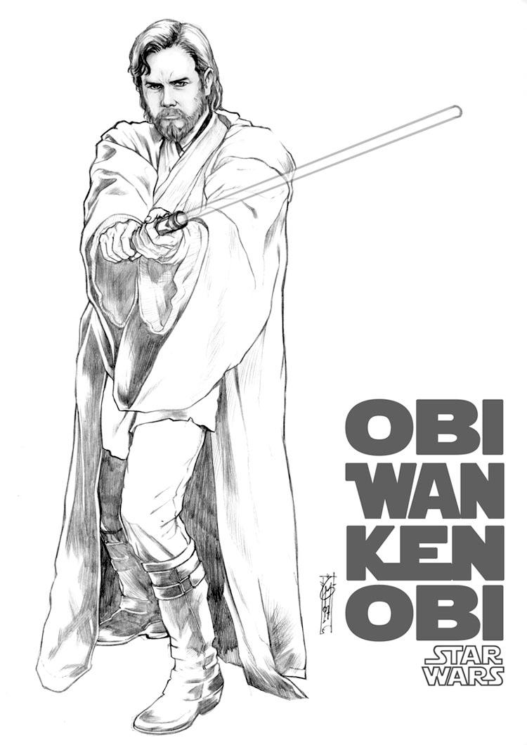 free star wars printables obi wan kenobe