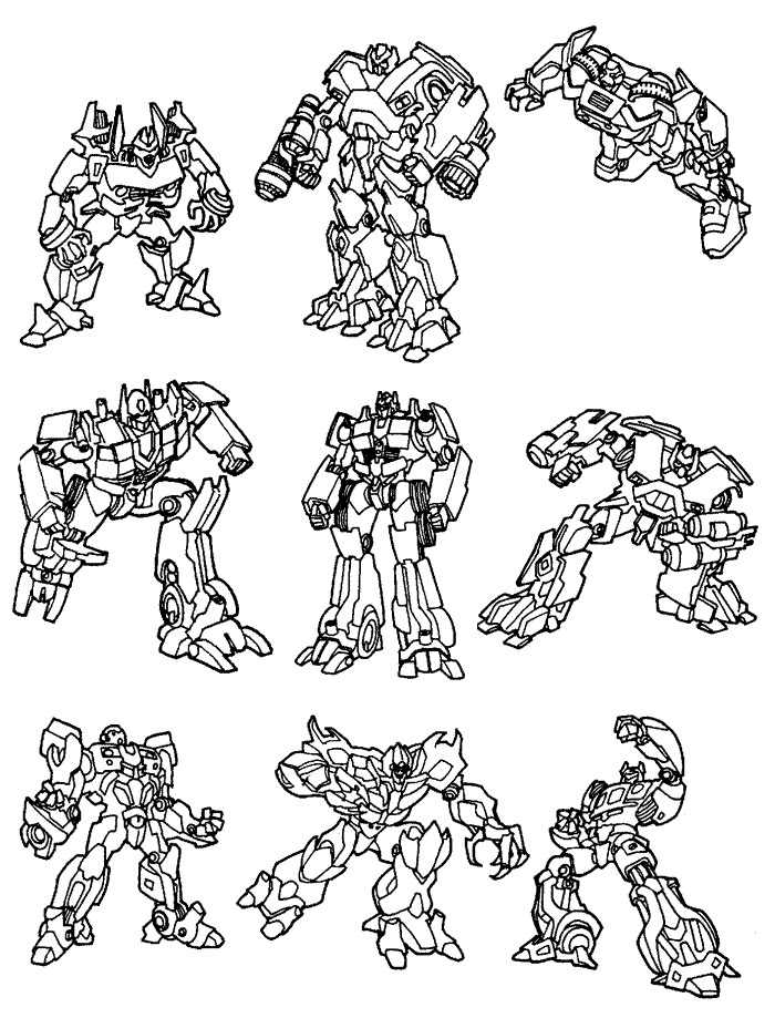 Transformers Coloring Pages – coloring.rocks! | 919x700